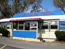 The Salem Diner